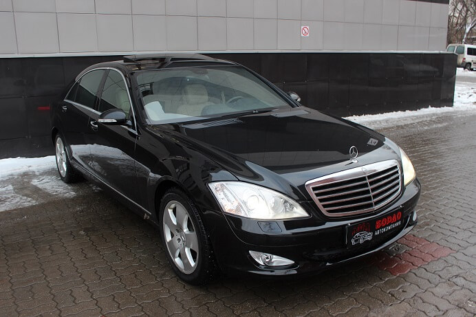 Mercedes-Benz S-klasse V (W221) 350 Long