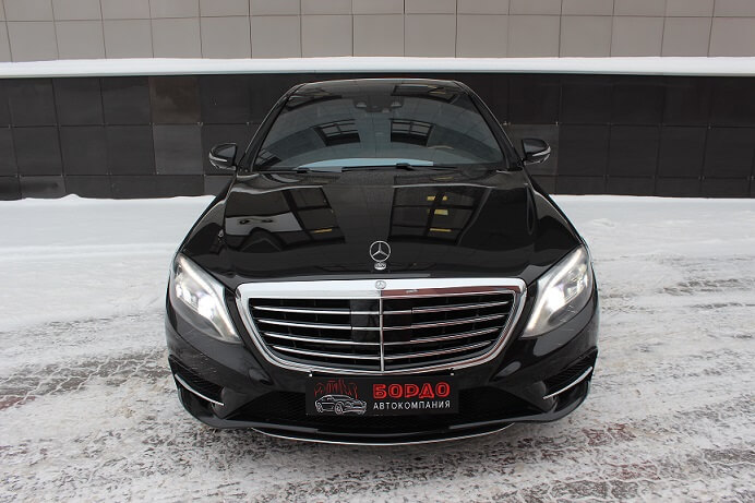Mercedes-Benz S-klasse V (W222) 500 Long 4 matic