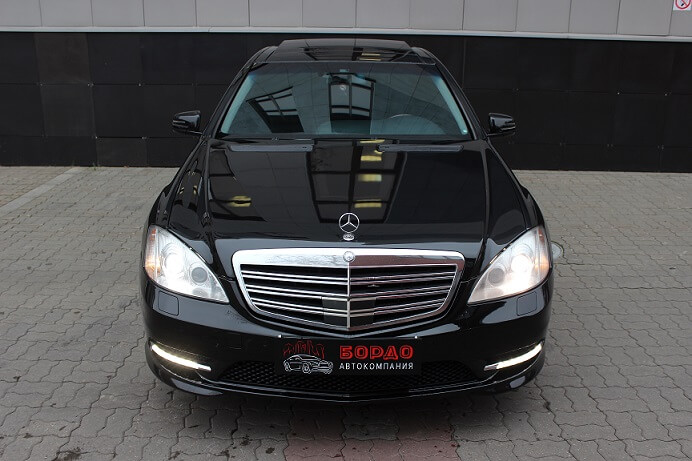 Mercedes-Benz S-klasse V (W221) 500 Long